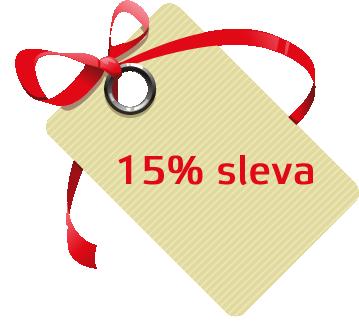 vytvoření blogu s 15% slevou