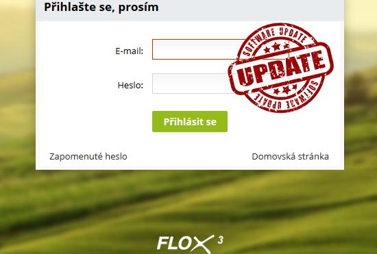 update FLOX 3
