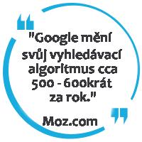 google algoritmus