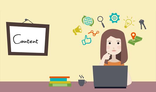 obsahový marketing pro webstránky a e-shopy