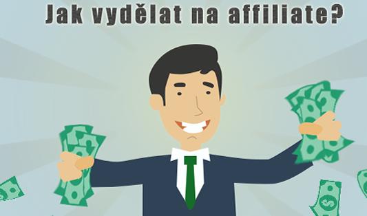 affiliate marketing tipy jak začít vydělávat