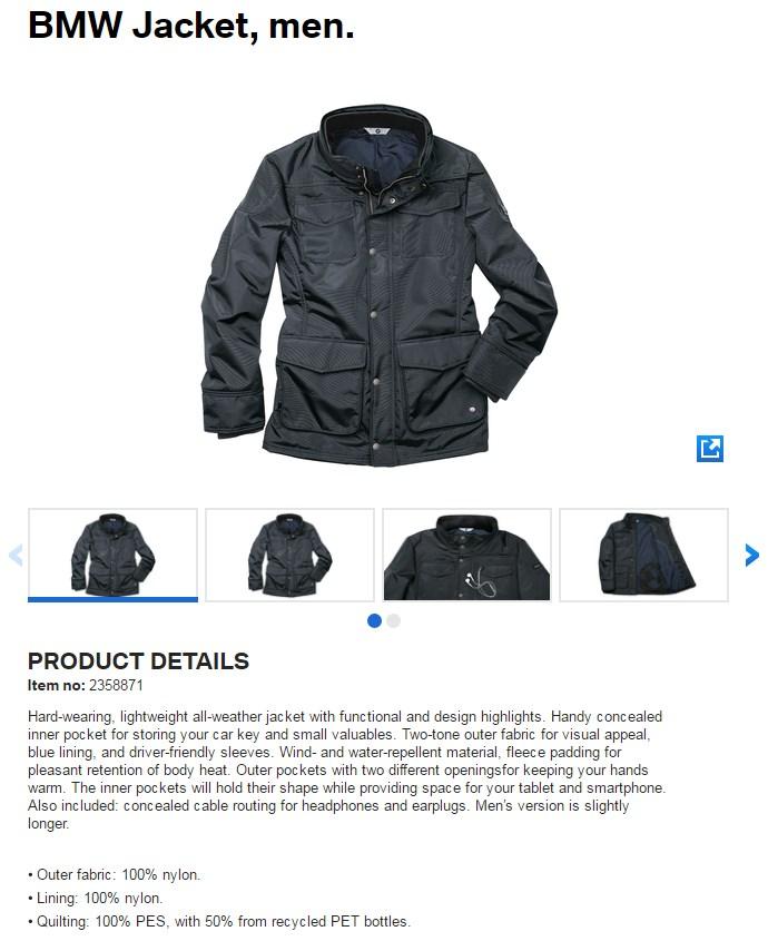 ukázka prezentace produktu