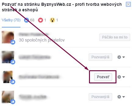 jak získat nové fanoušky pro Vaše FB stránky
