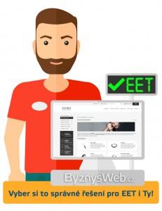 #EET řešení od ByznysWebu nestojí ani cent