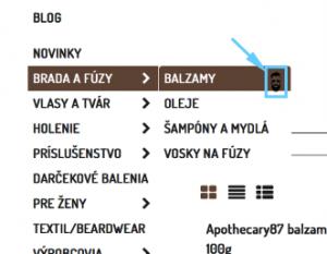 ikonka kurzoru pro webové stránky a e-shopy na míru