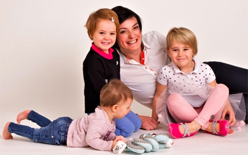 Klára Borlová – LittleShoes.cz