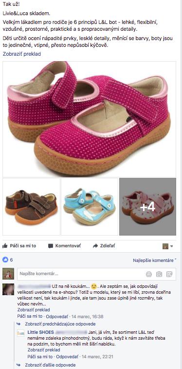FB je skvělý kanál pro komunikaci se zákazníky