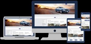 responzivní webdesign e-shopu a webové stránky