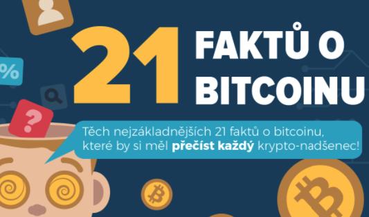 infografika o bitcoinech