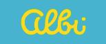 redesignované logo albi