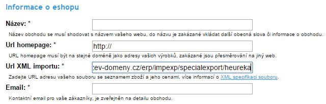 heureka-xml-feed