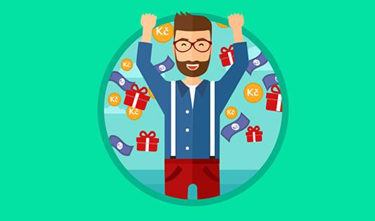 bonusový systém v e-shopu