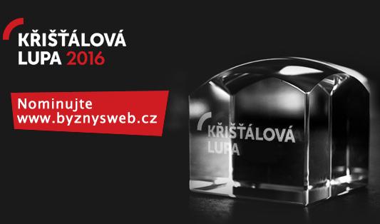 ByzynsWeb.cz - nominace na Křišťálovou lupu 2016