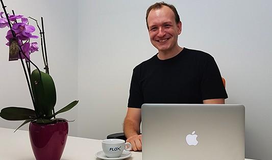 Peter Polakovič - spíkr na konferenci esko2017