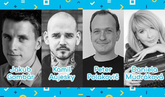 první spíkři konference esko2017