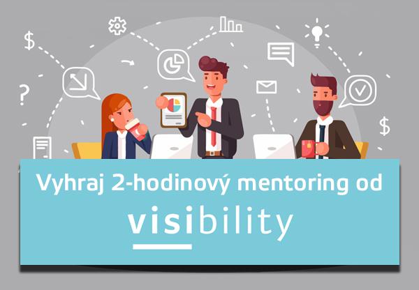 mentoring od profíků z Visibility