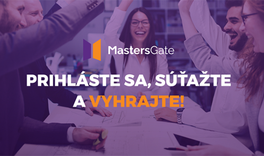 MastersGate soutěž