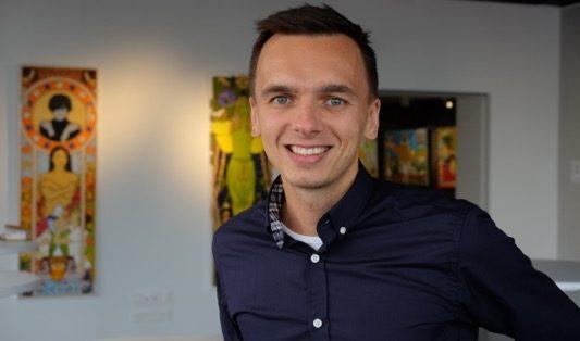 Michal Hardyn, CEO Tipli.cz