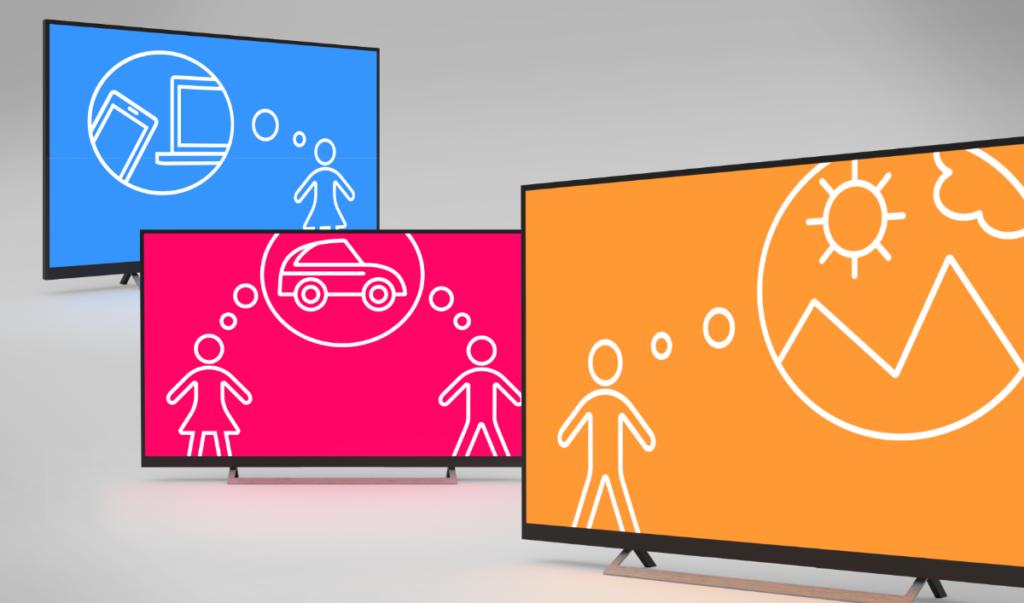7 typů cílení v HbbTV reklamě
