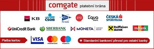 platební brána ComGate a její výhody