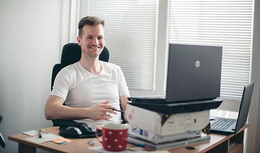 Marián Ďurmek z e-shopu liliana.sk radí, jak vytěžit z vánoční sezony maximum