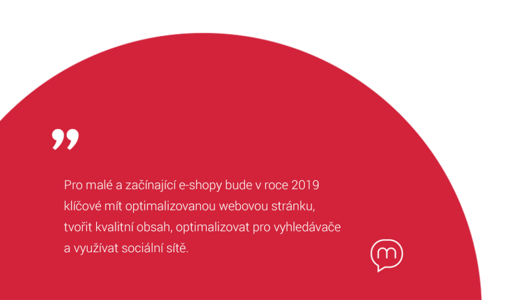 marketingové trendy pro e-shop 2019