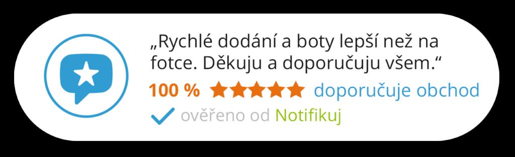 notifikace hodnocení z Heureka.cz v e-shopu
