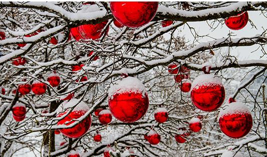 tipy na vánoční drobnosti pro byznys partnery