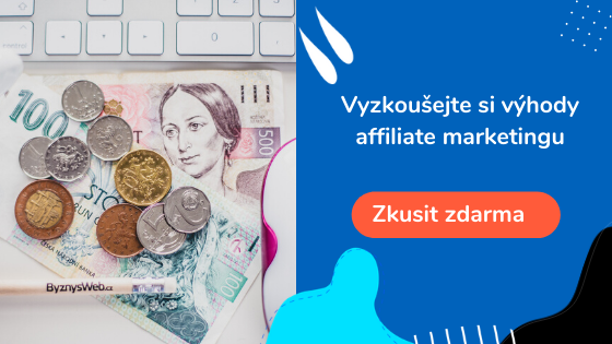 výhody affiliate marketingu pro e-shop